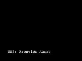 FRONTIER AURAS